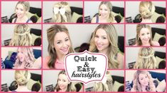 Running Late - Quick and Easy Hairstyles 2