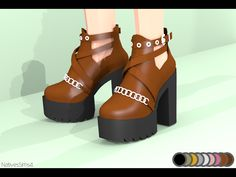 Les Sims 4 Pc, Sims 4 Mm, Sims 4 Game Mods, Sims Mods, Sims 4 Mods Clothes, Sims 4 Clothing, Black Bratz Doll, Sims 4 Bedroom, Sims 4 Cc Shoes