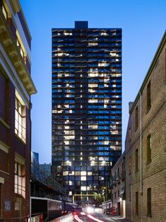 A'Beckett Tower, Melbourne CBD Completed