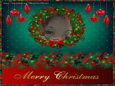 Felicitari personalizate de Craciun - Merry Christmas! - mesajeurarifelicitari.com