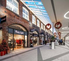 Swindon Designer Outlet | POD Architects | Archinect