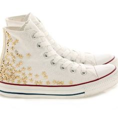 Star studded Converse