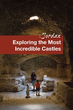 Travel in Jordan is mostly associated with visiting Petra. But did you know, Jordan also has some incredible castles? They are easy to visit and fun for kids to explore.