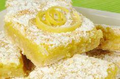 torta di limone la ricetta