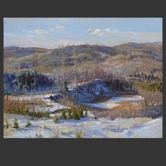 Home | Scott Lloyd Anderson Oil Paintings