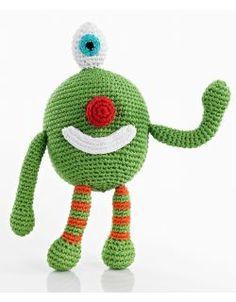 Cheeky Monster Fair Trade Rattle