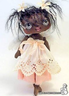 Doll primitive author Bermuda Angels, site: http://www.bermudaangels.com/intro.html