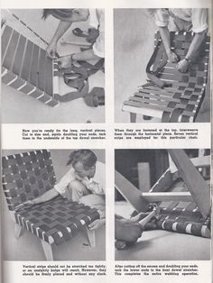 diy upholstery webbing how to