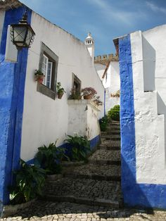 Óbidos village. Amazing and charming place. And great regional gastronomy to discover!