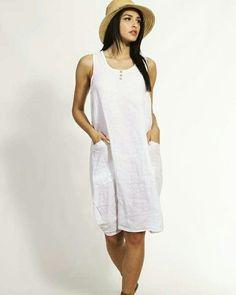 Η Christianna.G φροντίζει για τις καλοκαιρινές σας εμφανίσεις με δροσερά σχέδια σε μοναδικά λινά υφάσματα!  #ChristiannaG #fashion #linen #textile #summer