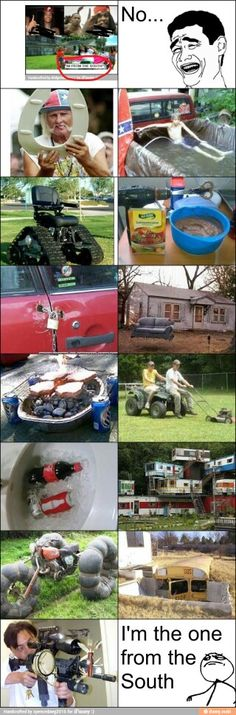 Redneck games for the party- toilet seat toss?!?