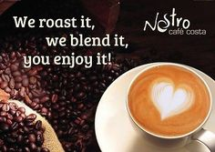 250g - 500g - 1 kg - 2kg - 6 kg #coffee #beans by #nostro cafe costa,  View more on the LINK: 	http://www.zeppy.io/product/gb/2/121870995635/