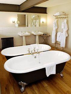 Great John Street bathroom