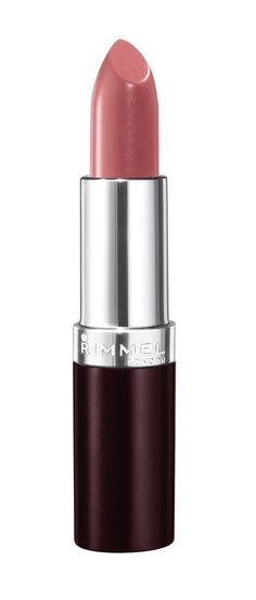 """Rimmel London Lipstick in Airy Fairy, $5.49 at ULTA. This shade is praised on MakeupAlley for being one of the most foolproof """"My Lips But Better"""" shades of all time, with over 500 5-star reviews."""