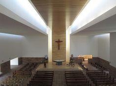 Parroquia San Gabriel / Estudio Valdes Arquitectos. Santiago, Chile