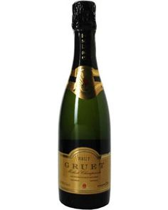 Gruet Brut - from beautiful New Mexico - this is a wonderful sparkling wine