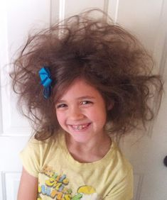 Unique handcrafted hair bows, clips, and headbands, for women, girls, and babies. Natural Hair Cuts, Natural Hair Styles, Long Hair Styles, Teased Hair, Crazy Hair For Kids, Crazy Hair Day At School, Crazy Hair Days, Bad Hair Day, School Days