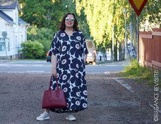 Marimekko kaftan dress 1300 x 1000 Out Of The Closet, Old Shoes, Marimekko, Furla, Put On, Get Dressed, Kaftan, My Outfit, Personal Style