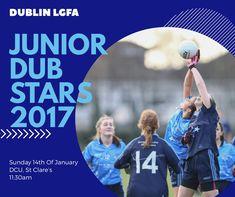 DUBLIN LGFA JUNIOR DUB STARS TRAIN TOMORROW AHEAD OF SUNDAY'S GAME - We Are Dublin GAA