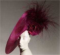 Philip Treacy  OMG, I love this hat! ♥ ♥