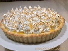 Citromos pite olasz habcsókkal Amikor először jártam Franciaországban, ez volt az első kedvenc sütemé...