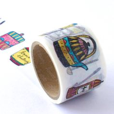 Kitchen Washi Tape — Omiyage - cute, clever & crafty goods!