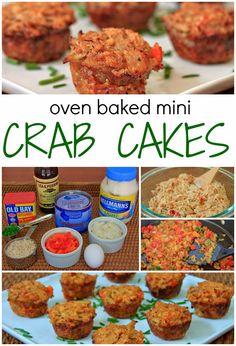 ... mini crab cakes more mini crab cake make ahead party food mini