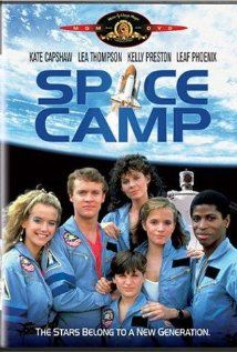 I actually had the opportunity to go to space camp. Yep, this was during my 6th grade year at Newburg Middle School. I was in the Math Technology Program. Imagine that!?!?!? LOL!