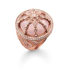 Ring from the Karma Beads collection in the THOMAS SABO online store