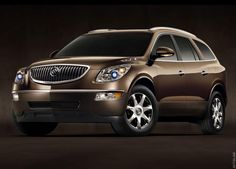 Buick Enclave —in love