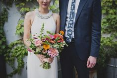 <3 brooklyn wedding!  © Khaki Bedford Photography / www.khakibedfordphoto.com