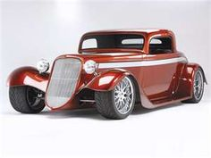 33 Ford Coupe