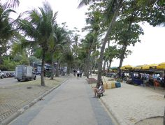 Beach Road in Pattaya, Thailand