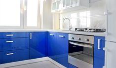 Kuchnie blokowe Kitchen Sink, Kitchen Cabinets, Kitchen Interior, Sweet Home, House, Furniture, Home Decor, Religion, Google