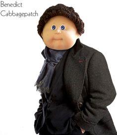 Benedict Cabbagepatch. IMCRYINGHOLYCRAP