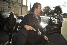 Nick Cave we Wroclawiu