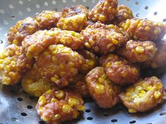 Crispy Potato Fritters (Gromperekichelcher) Recipes — Dishmaps