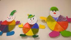 Väriympyräpellet