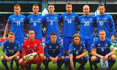 La selección de fútbol de Islandia en Eurocopa de Francia 2016