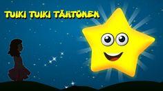 Suomen lastenlauluja | Tuiki tuiki tähtönen + 15 min Folk Music, Twinkle Twinkle, Children, Kids, Pikachu, Youtube, Fictional Characters, Young Children, Young Children