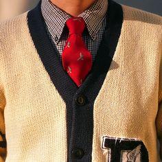RL prep-I want that letterman sweater...