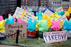 My favorite time of the year--WaPo's Peep contest winners