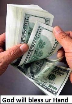 Money wad.....