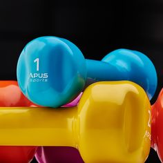 Helium Vinyl Dumbbells   Quality of tomorrow   See more at:  www.apus-sports.com   #apussports #gym #gymlife #fitness #fitnessmotivation #fitnessaccesories #gymequipment #dumbbells