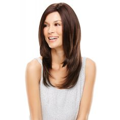 Brown Hand Tied Wig from Wigsbypattispearls.com