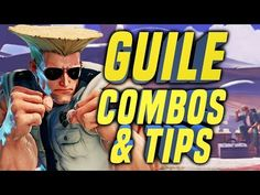 Guile Combos & Tips with Street Fighter 5 Pro Chris G - Hitbox Street Fighter 5, Excited To See You, Pretty Good, Count, Guys, Studio, Gaming, Videogames, Studios
