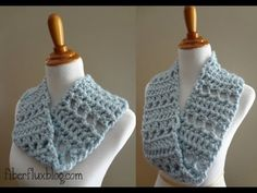 Click to watch and download video: 'Episode 79: How to Crochet the Cloudy Sky Mobius Cowl' with multiple formats 3gp, flv, mp4, HD, 4K video