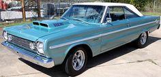 1966 PLYMOUTH BELVEDERE II 426 HEMI CROSS-RAM KEISLER 5 SPEED