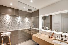 2 petits studios de 24 m2 réunis en un appartement // 1+1=1, , BYPIERREPETIT - architecte d'intérieur