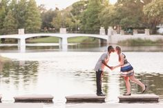 Playful and romantic engagement photography session at Baldwin Park by top Orlando wedding and portrait photographer Park Photography, Engagement Photography, Wedding Photography, Wedding Engagement, Engagement Session, Engagement Photos, Baldwin Park Orlando, Pregnancy Photos, Maternity Photos